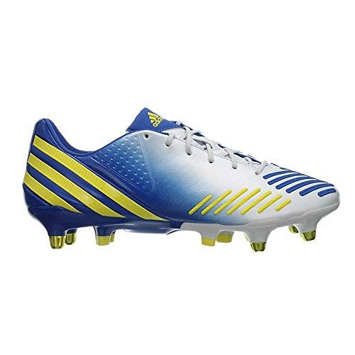 Adidas Predator LZ Xtrx SG - G64949 - Colore: Giallo-Bianco-Azzuro - Taglia: 40.0