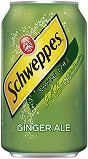 Schweppes Ginger Ale 33cl (pack de 24)