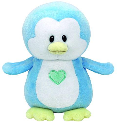 Ty Baby TWINKLES-Pingüino Azul 23 cm (82008TY) (United Labels Ibérica