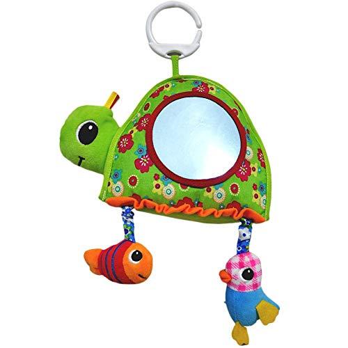 Babyspiegel Spielzeug Plüschtier Baby Spiegel Bauchlage Bodenspiegel Baby Activity Mirror Hängespiegel Für Kinderwagen