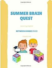 Summer Brain Quest Between Grades 1 & 2: Homeschool Preschool Curriculum Kit