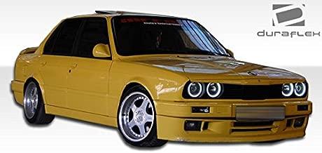 1984-1987 BMW 3 Series E30 2DR Duraflex M-Tech Body Kit - 6 Piece