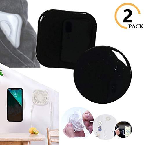 ZITOOP Nano Casual Paste PU Material Nano Magic Sticker Phone Holder Reutilizable Pad