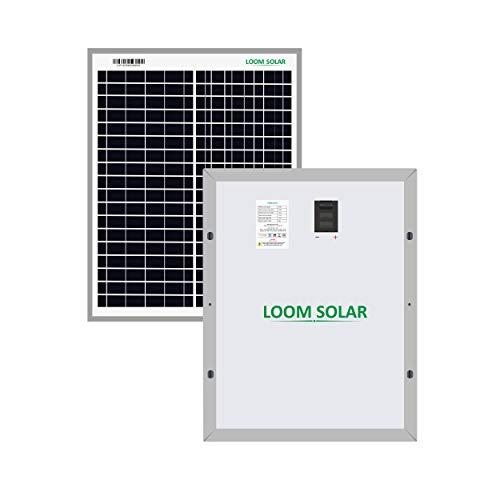 LOOM SOLAR Panel 20 Watt