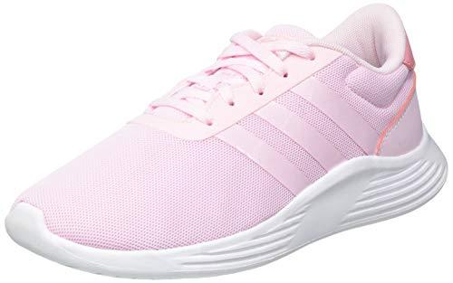 adidas Lite Racer 2.0, Sneaker, Clear Pink/Clear Pink/Super Pop, 27 EU