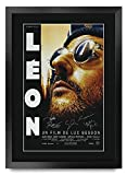 HWC Trading FR A3 Leon Jean Reno Gifts, gedrucktes Poster,