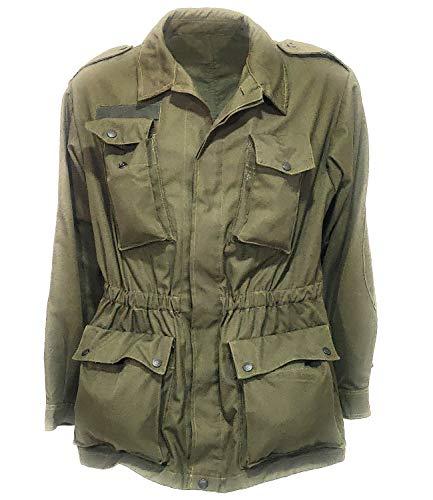 Giacca da Combattimento Giubbino Militare Soldato Anni 80 Esercito Italiano