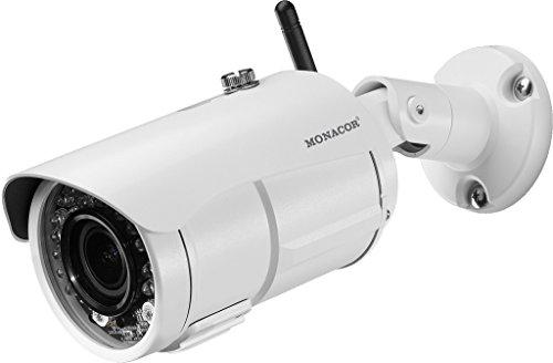 4MP IP-Bullet-Kamera Monacor INC-4212BWM