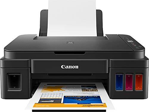 Canon PIXMA G2411 Inyección de Tinta 8,8 ppm 4800 x 1200 dpi A4 - Impresora multifunción (Inyección de Tinta, Impresión a Color, 4800 x 1200 dpi, 100 Hojas, A4, Negro)