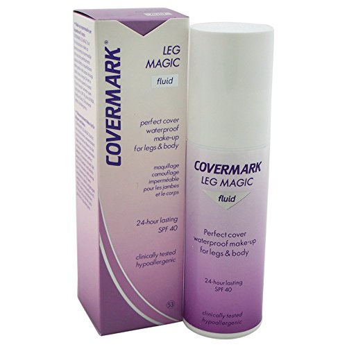 Covermark Leg Magic Fluid Corpo Correttore (Colore 53) - 75 ml.