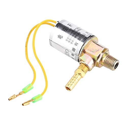 Casetas 12V Válvula electromagnética eléctrica aérea cuernos y aire Ride Sistemas 1/4...