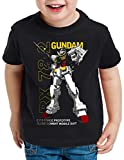 style3 RX-78-2 T-Shirt per Bambini e Ragazzi Japan Robot Nippon, Dimensione:116