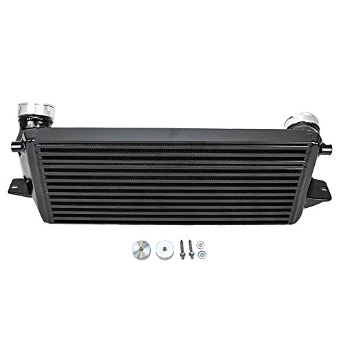 Rev9 ICK-014_2 ICK-014_2 Front Mount Intercooler Kit, Bolt-On Replacement, compatible with BMW 335i/335Xi(E90/E91/E92/E93) 2006-13