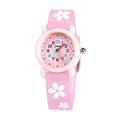 Gift for 4-9 Year Old Girls Kids, Girl Watch Toys for 3-10 Year Old Girl Kid Present for Girls Boys Age 5-12 Year Old Birthday Ideal Gifts