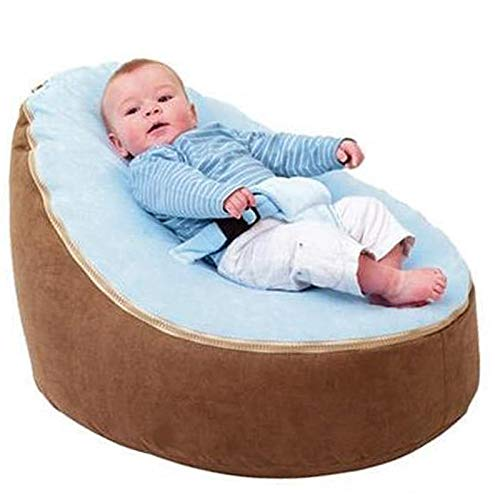Xin Hai Yuan Mini Canapé pour Enfants Sac De Bébé Harnais Réglable Chaise Enfant en Bas Âge...