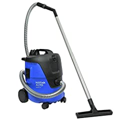 It features a 127 maximum CFM and 84-inch maximum waterlift Push & Clean system features semi-automatic filter cleaning for quick and easy maintenance. HEPA filtration removes up to 99.97% of airborne particles down to .3 microns. A standard outlet p...