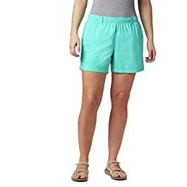 Columbia Women's Backcast Water Short Athletic