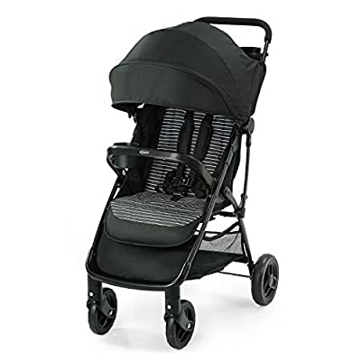 Graco NimbleLite Stroller   Lightweight Stroller, Under 15 Pounds, Car Seat Compatible, Compact Fold, Studio by AmazonUs/GRAR9