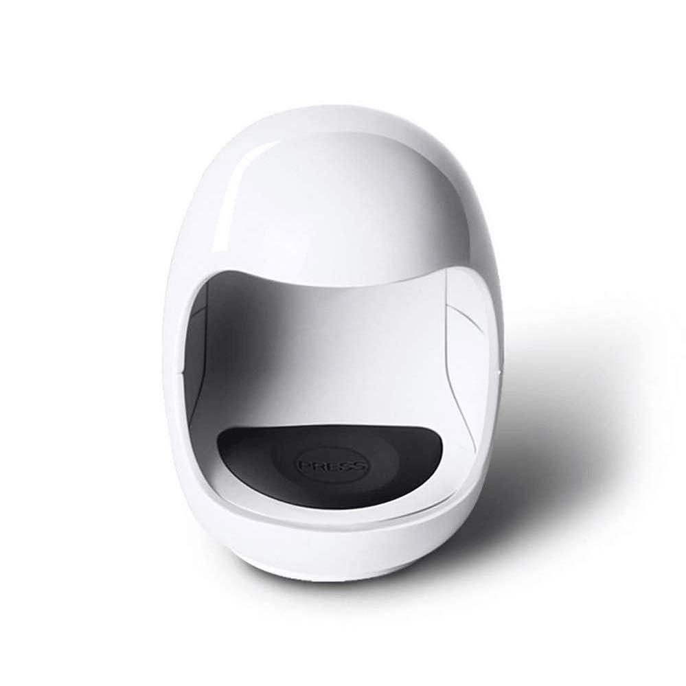 発言する城レジNAN ネイルドライヤーのためにすべてのジェルネイルライト、小型ネイルマシン、ミニネイルライト、USB、速乾性ネイルポリッシュランプ