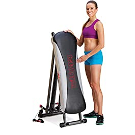 Total Gym 1400 Deluxe Home Fitness Exercise Machine Equipmen...