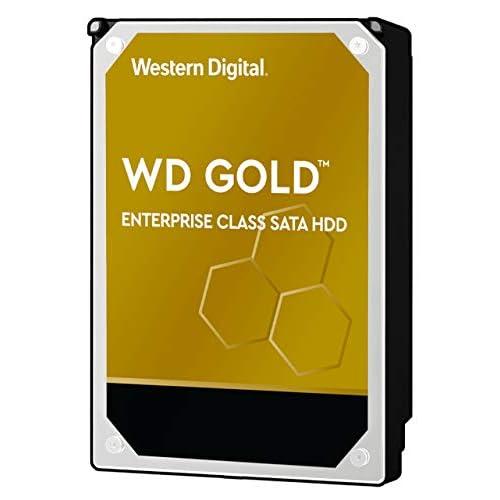 WD Gold HDD 8 TB SATA 256 MB 3.5 Inch, WD8004FRYZ