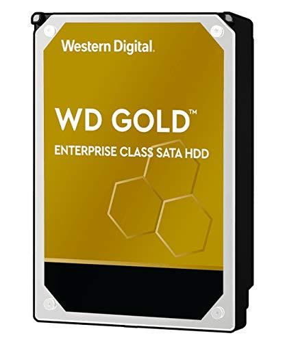 "Western Digital 8TB WD Gold Enterprise Class Internal Hard Drive - 7200 RPM Class, SATA 6 Gb/s, 256 MB Cache, 3.5"" - WD8004FRYZ"
