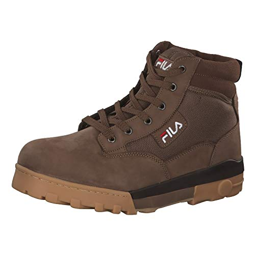 Fila Heren Grunge Mid Hi-Top Trainers