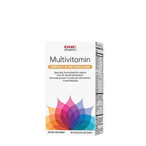 (57% OFF Deal) GNC Multivitamin Energy|Metabolism – 45days $9.80