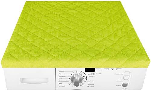 Bestgoodies Trockner und Waschmaschinenbezug 60x60cm in (Grün)