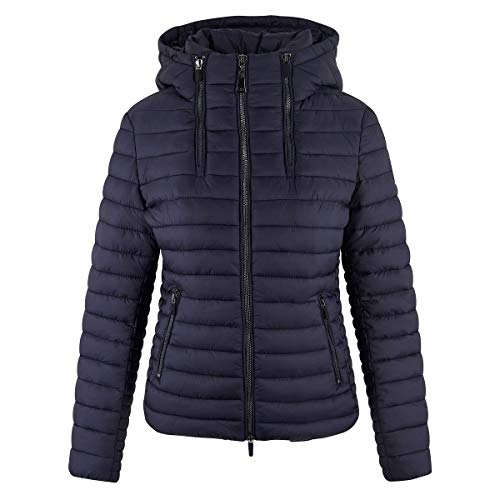 Imperial Riding Winter Steppjacke Athens (M, Navy)