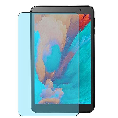 Vaxson, 2 pellicole protettive anti-luce blu, compatibili con VANKYO Matrixpad S8 Tablet 8', pellicola protettiva per display in TPU senza bolle, non in vetro temperato, anti luce blu