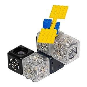 Modular Robotics Cubelets Robot Blocks – Code & Construct Educator Pack – STEM Education & Coding Robot, Free Lesson…