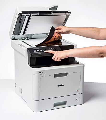 Brother DCP-L8410CDW -Impresora multifunción láser Color ...
