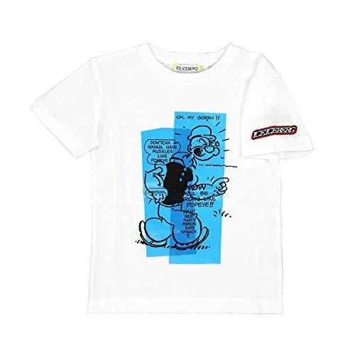 Iceberg TSICE2104B T-shirt voor kinderen