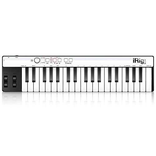 フォーカルポイント IKM-OT-000022c MIDIコントローラー・キーボード iRig KEYS with Lightning