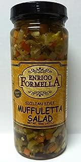 Enrico Formella Mild Muffuletta Salad 16oz.