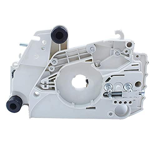 LOVELIN Lovelin17 Montaje de la Carcasa del Motor del cárter. STIHL MS170 MS180 MS 170 180 017 018 Piezas del Motor de la Motosierra 11300210801 (Color : White)