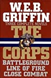 Corps, 8 book set: Counterattack + Battleground + Line of Fire + Close Combat + Behind the Lines + In Danger's Path + Under Fire + Retreat, Hell! (The)