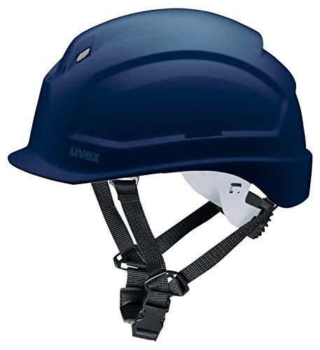 Uvex 9772534 Schutzhelm für die Baustelle - Bauhelm für Erwachsene - Dunkelblau