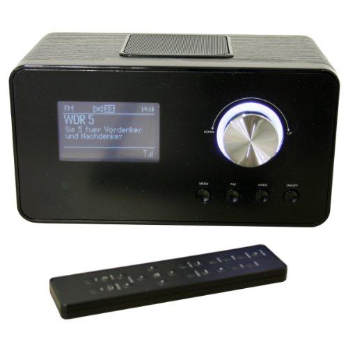 EasyOne ip-r1Radio Internet avec réveil (FM, RDS),...
