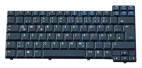 NExpert Orig. QWERTZ Tastatur für für HP COMPAQ NX7400 NX 7400 Serie Schwarz DE Neu!