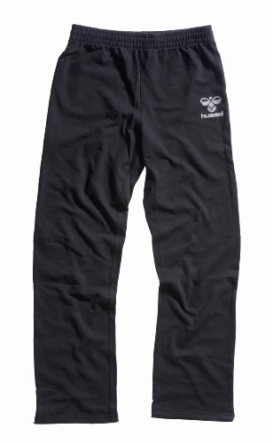 hummel Kinder Trainingshose Classic Bee Sweat Pants, schwarz, 176 ( 16 ), 31-423, 2001