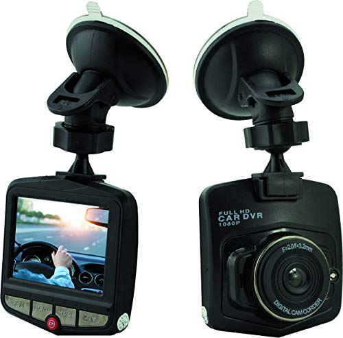 Denver Electronics DV-20901 Cct-1210-HD Dashcam mit 2.4 Zoll LCD-Display