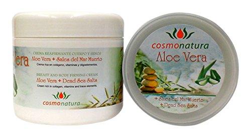 Pere Marve 50030 - Crema reafirmante de cuerpo y senos con sales del Mar Muerto, 500 ml