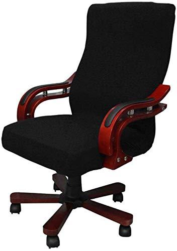 LCLC Funda para silla de oficina simple para juegos de ordenador, cubierta para silla de deporte, silla de oficina, cafetería, ancla, silla de juego, cubierta para silla