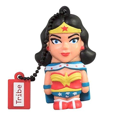 Llave USB 32 GB Wonder Woman - Memoria Flash Drive 2.0 Original...