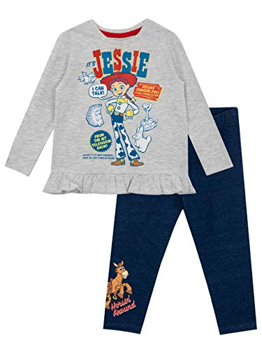 Disney Camiseta y Leggings para niñas Toy Story