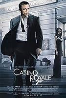 映画ポスター 007 カジノロワイヤル OO7 Casino Royale 24×35.6inc (61×90.5cm) US版 hi1