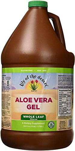 Lily Of The Desert Aloe Vera Gel Whole Leaf, 128 Fluid...