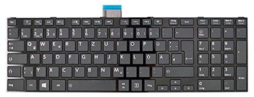 NExpert QWERTZ Tastatur für Toshiba Satellite L50-A-1CE L50-A-1FM L50-A-10Q L50-A-19P DE Neu